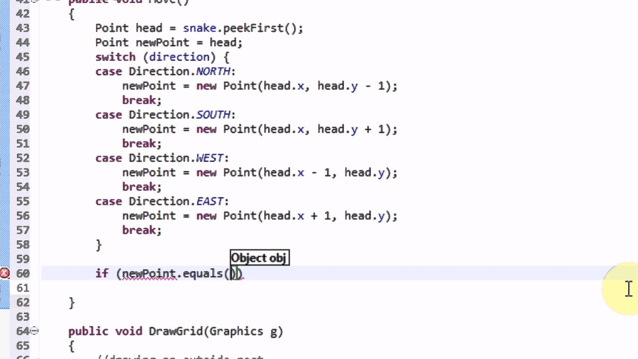 how to build logic in java