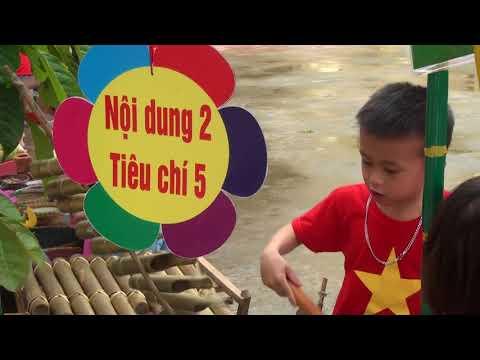 Quốc Thắng Studio - Trường MN Nghĩa Thái, Tân Kỳ, NA XD Môi trường GD lấy trẻ làm trung tâm