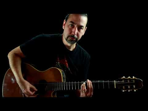 Harmonic Minor - Japanese Minor Scales Acoustic Guitar Lesson