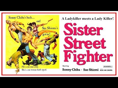 Sister Street Fighter (1974) Trailer - Color / 2:35 mins