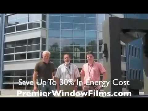 Solargard Window Film - Save 30% In Energy Cost