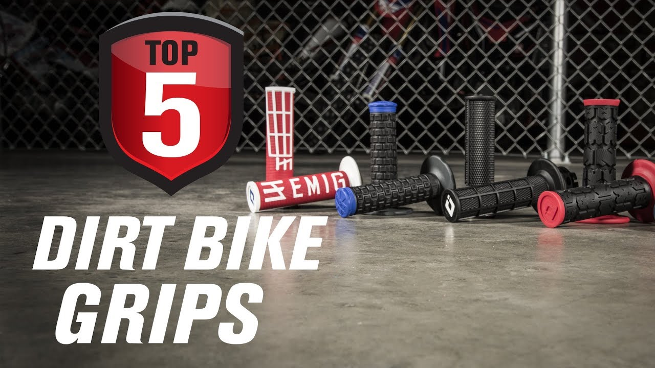 Top 5 Motocross Grips Youtube