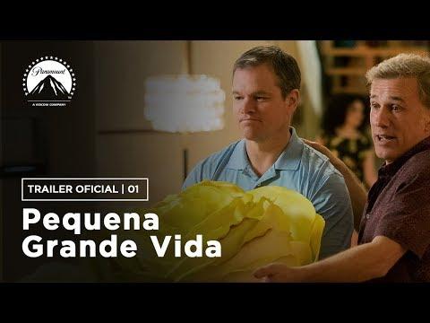 Pequena Grande Vida | Trailer #1 | LEG | Paramount Brasil