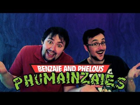 Humains - Benzaie & Phelous