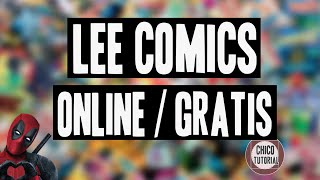 Como leer Comics Gratis | Online 2017 | Chico Tutorial