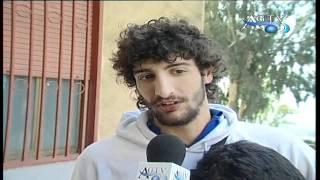 Fortitudo Agrigento in visita dai ragazzi della casa della speranza News AgrigentoTV