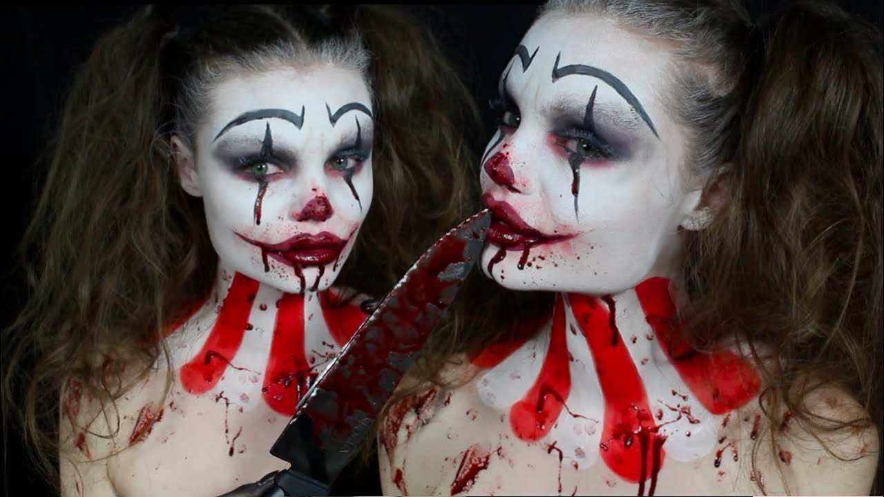 Make Up Halloween 10 Inspirations