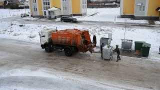 Новое Нахабино (вывоз мусора)(, 2013-12-21T15:36:38.000Z)