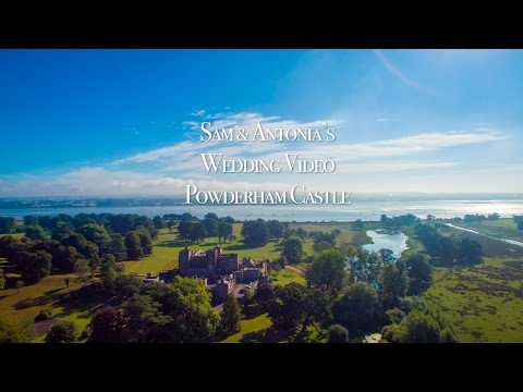 Powderham Castle Wedding Video Trailer