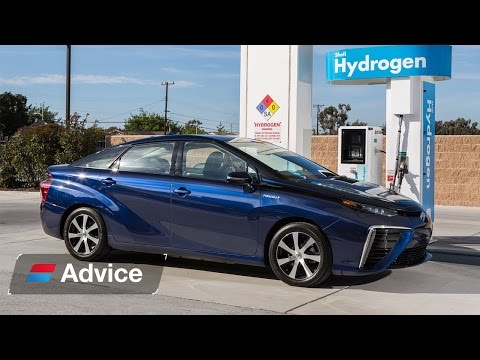 2017 honda clarity vs toyota mirai hydrogen car mashup. Black Bedroom Furniture Sets. Home Design Ideas
