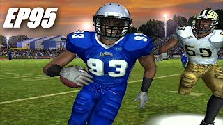 ALL TIME SACK LEADER AT RB - EASTERN ILLINOIS DYNASTY - NCAA FOOTBALL 06 - ep95