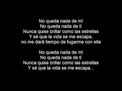 Soge - No Queda Nada (LETRA) [MENTE SUCIA XIII]