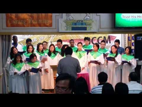 Trust His Heart by JCCM Choir-Doha, Qatar latest Version