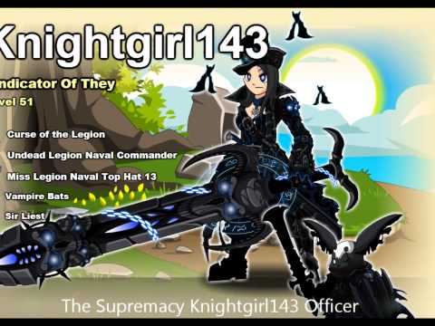 AQW guild The Supremacy