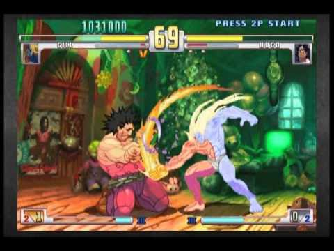 Street Fighter III 3rd Strike Online Edition Gill Playthrough 8 Stars(Expert Difficulty)