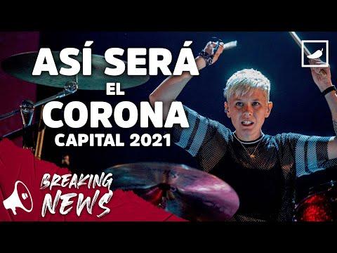 ¡El Corona Capital 2021 es una realidad!   CHILANGO