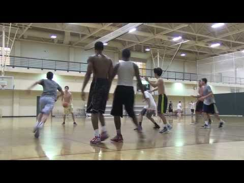 Vanderbilt Basketball  WalkOn Tryouts 2013