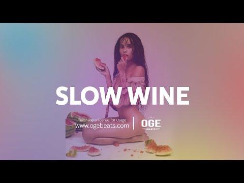 Slow Wine - Dancehall Riddim Instrumental Beat | October 2017