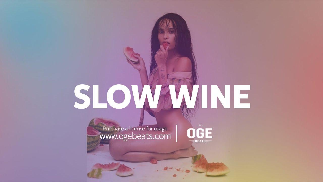 Slow Wine - Dancehall instrumental 2018 | Guitar Riddim/Beat