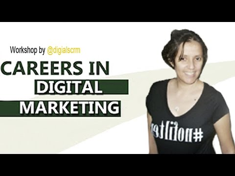 Getting a Job in Digital Marketing -Careers, Jobs and Salaries