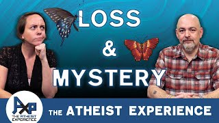 Unexplained Events After Family Member's Passing | William-(AU) |  The Atheist Experience 24.32 YouTube Videos