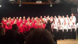 Village Voices & Seer Green Singers, Shine, October 2015