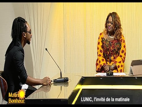 Lunic, invité de la Matinale de RTI1 du 26 octobre 2016-Partie 2