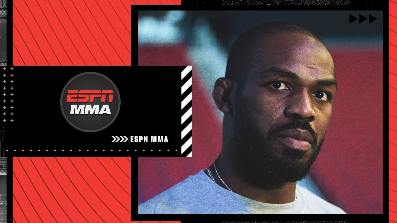 Download Reaction to Jon Jones' arrest, UFC 266 weigh-ins   ESPN MMA