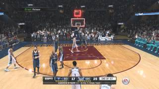 JR Smith Massacre (Highlights) - NBA Live 15 Xbox One NBA Ultimate Team
