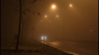 Peshawar Weather Freezing Fog Full Blind Today 29 december 2019 #BlindFog