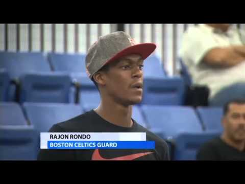 Celtics' Rajon Rondo: 'I will never play for the Miami Heat'