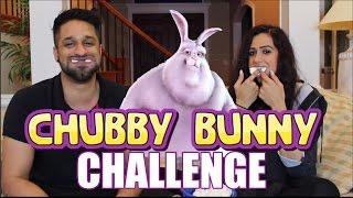 CHUBBY BUNNY CHALLENGE with SimGurm thumbnail