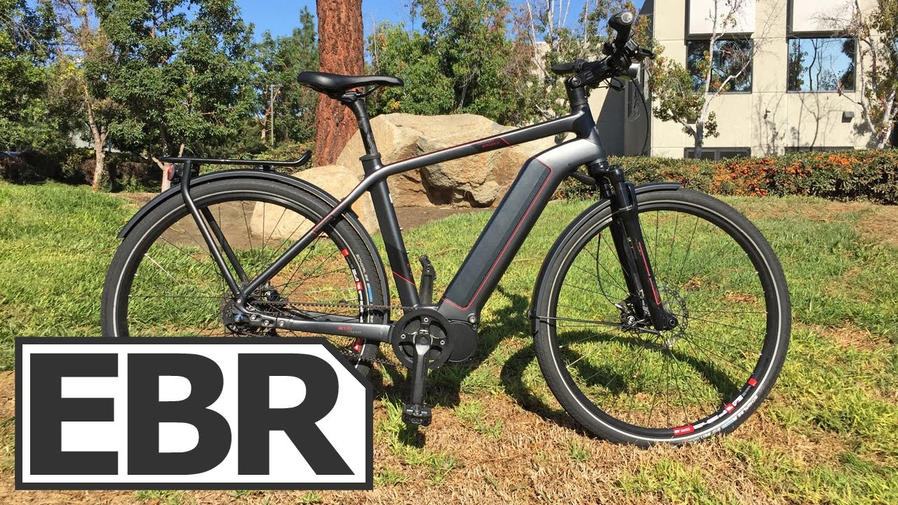 5bad9557b0a7fa Kalkhoff Integrale S11 Video Review - Premium Mid-Drive Speed Commuter