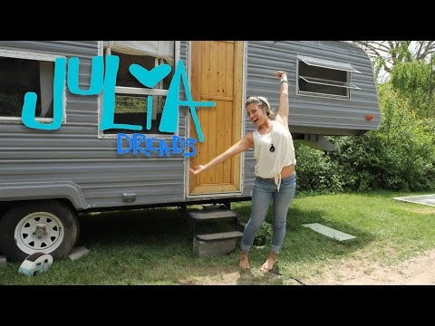 WE BUILT A TINY HOME CAMPER For $5000