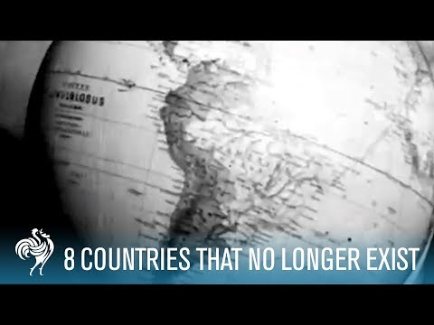 8 Countries That No Longer Exist