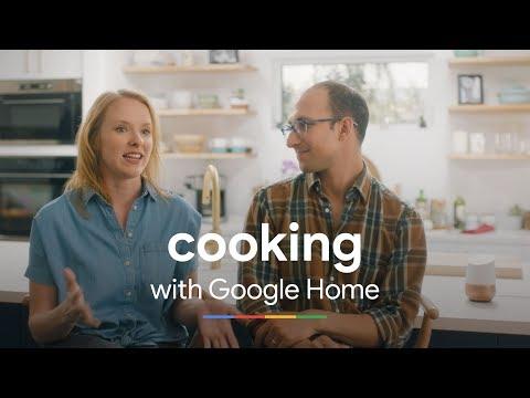Nấu Ăn Với Google Home