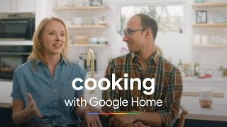 Cooking   Google Home