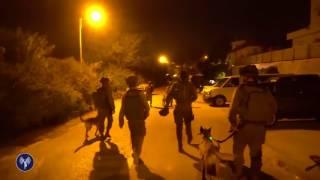 جنود إسرائيليون يقتحمون قرية منفذ عملية