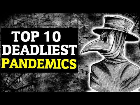 Top 10 Deadliest Pandemics In History