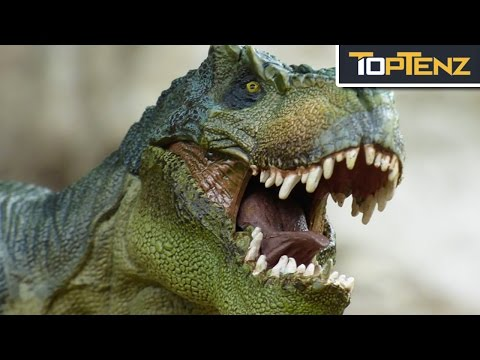 Top 10 TERRIFYING Facts About DINOSAURS