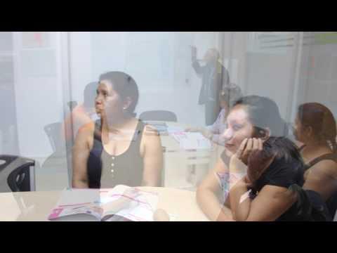 Video recorrido Area Bancaria Panama Natural English