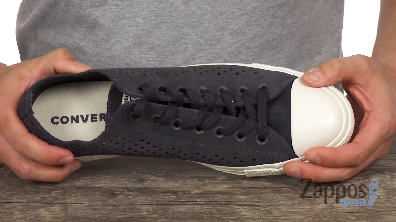 Converse Chuck Taylor® All Star® Ox Perf Suede SKU: 9025549