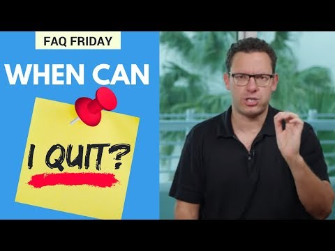 When Should You Quit Your Day Job and Become a Full-Time Day Trader? | Tim Sykes Explains…