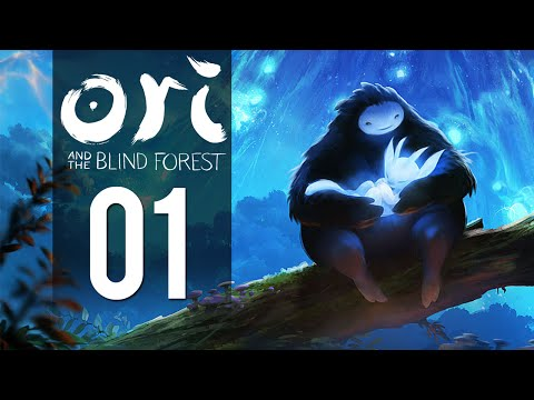 Ori And The Blind Forest - Gameplay Part 1 - Beautiful (Let's Play)