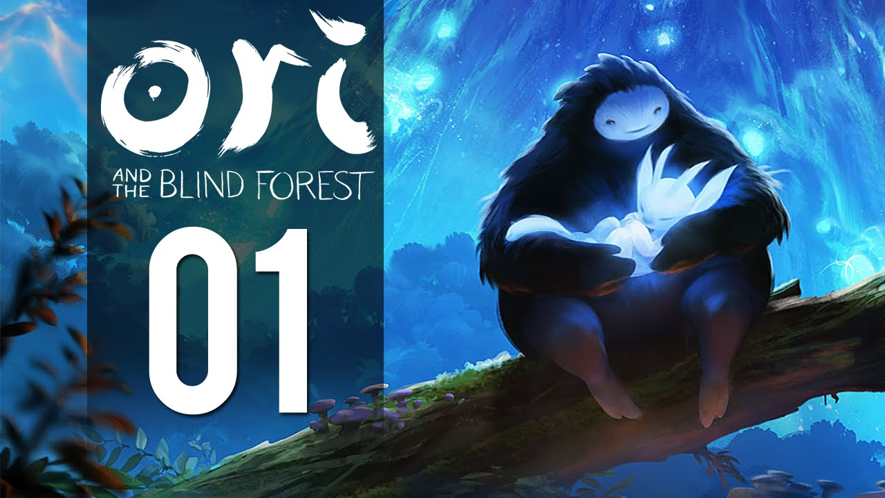 Ori And The Blind Forest Gameplay Part 1 Beautiful