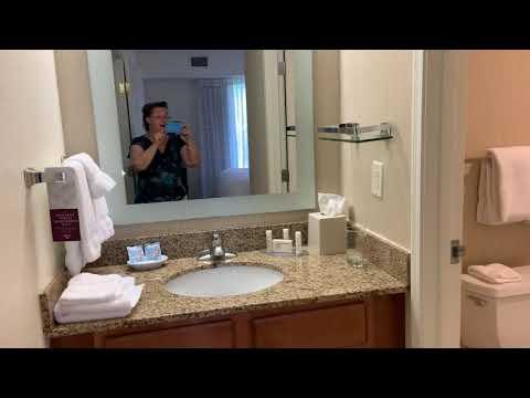 Residence Inn Fort Wayne 2 Bedroom, 2 Bath, Fireplace Suite