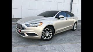 АВТОПАРК Ford Fusion 2016 года (код товара 226190)