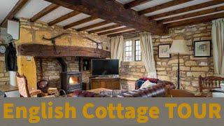 English Cottage Tour | Interior Design | Graziers Cottage, Cotswolds