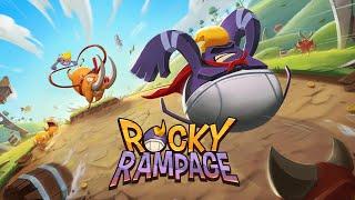 Anh Chàng Mập Bị Bò Tót Húc Và Cái Kết SML - Rocky Rampage - Top Game Android, Ios