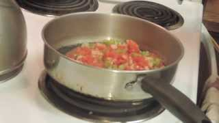 In The Kitchen- Mexican Quinoa Skillet (meatless)